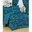 <strong>Karin Maki</strong> Zebra Comforter Set