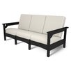 POLYWOOD® Club Sofa with cushions