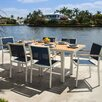<strong>POLYWOOD®</strong> Bayline™ 7 Piece Dining Set