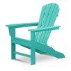 POLYWOOD® Palm Coast Adirondack Chair