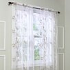 <strong>Commonwealth Home Fashions</strong> Josephina Sheer Single Panel