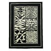 DonnieAnn Company African Adventure Square Mix Rug