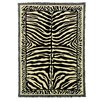 <strong>DonnieAnn Company</strong> Kingdom Beige Animal Skin Print Rug