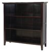 "<strong>Ferndale 43.25"" Bookcase</strong> by DonnieAnn Company"