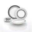 Ribbon 20 Piece Dinnerware Set