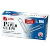 AccoBrands Jumbo Paper Clip (100 Count)