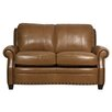 <strong>Luke Leather</strong> Bennett Loveseat