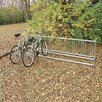 <strong>Permanent Double Entry Bike Rack</strong> by SportsPlay