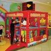 <strong>Tot Town Contained Bus Unit Playhouse</strong> by SportsPlay