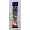 Midwest Tropical Fountain Aqua 20 Gallon Tower Triangular Aquarium Kit