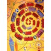 Concord Global Imports New York City Whirligig Area Rug