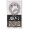 <strong>Plastic Roller Glide Shower Curtain Hooks</strong> by Excell