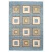 Home Dynamix Modern Weave Blue Rug