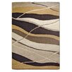 <strong>Structure Brown/Cream Rug</strong> by Home Dynamix