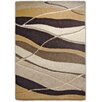 Structure Brown/Cream Rug