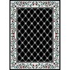 <strong>Premium Black Rug</strong> by Home Dynamix