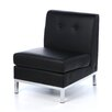 <strong>Wall Street Slipper Chair</strong> by Ave Six