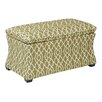 <strong>Hourglass Storage Ottoman</strong> by Ave Six