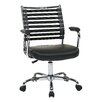 Ave Six Randal Mid-Back Office Chair with Arms