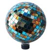 <strong>Mosaic Gazing Globe</strong> by Alpine