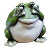 <strong>Frog Statue</strong> by Alpine