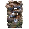 <strong>Fiberglass Rainforest Waterfall Fountain</strong> by Alpine