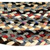 <strong>Pilgrims Heritage II Gray & Black Multi Runner Rug</strong> by Thorndike Mills