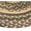 <strong>Thorndike Mills</strong> Beacon Hill Tan/Green/Mauve Multi Runner Rug
