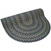 <strong>Pioneer Valley II Williamsbury Blue Multi Round Outdoor Rug</strong> by Thorndike Mills