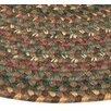 <strong>Thorndike Mills</strong> Pioneer Valley II Autumn Wheat Elongated Octagon Outdoor Rug