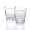 Aino Aalto 7.75 Oz. Tumblers Clear (Set of 2)
