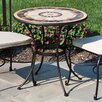 Alfresco Home Compass Mosaic Bistro Table