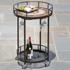 <strong>Compass Mosaic Outdoor Serving Cart</strong> by Alfresco Home