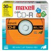 Maxell 30 Count Assorted Colors CD-R Disc