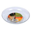 "<strong>Super 8"" Saucer (Set of 12)</strong> by Plastec"
