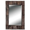 Wildon Home ® Birch Bark Wall Mirror