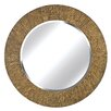 Wildon Home ® Burl Wall Mirror