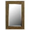 Wildon Home ® Eureka Wall Mirror