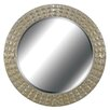 Wildon Home ® Bezel Wall Mirror