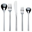 <strong>Mu 5 Piece Cutlery Set</strong> by Alessi