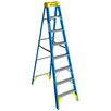 <strong>Werner</strong> 8' Fiberglass Step Ladder