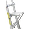 <strong>0.44' H x 1.02' W x 1.54' D Ladder Platform</strong> by Werner