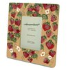 Home and Garden Strawberries Decorative Picture Frame
