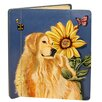 Lexington Studios Animals Rowdy Retriever Book Photo Album