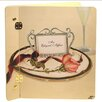 <strong>Lexington Studios</strong> Wedding Table 4 Two Rose Book Photo Album
