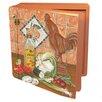Lexington Studios Home and Garden Rooster Recipes Memory Box