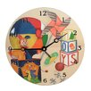 "Lexington Studios Children and Baby 18"" Toys Wall Clock"
