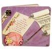 Lexington Studios Judaica Her Bat Mitzvah Mini Book Photo Album