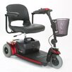 <strong>Go Go Travel Vehicle Elite Plus 3 Wheel Scooter</strong> by Pride Mobility