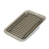 <strong>Compact Ovenware 2 Piece Broiler Set</strong> by Nordicware